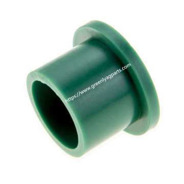 Casquillo pivotante de nylon para maceta verde Great Plains 817-084C