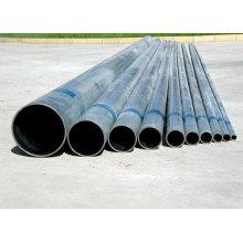 Nahtlosen und geschweißten Rohr aus rostfreiem Stahl