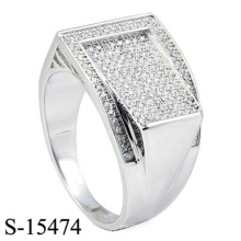 Последние Дизайн Мода Ювелирных Изделий Кольцо Серебро 925