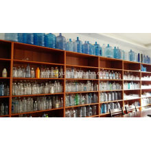 Blasformen von Plastikflaschen