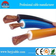 Welding Cable35mm, 50mm, 70mm2, 120mm Rubber Jacket PVC Cable