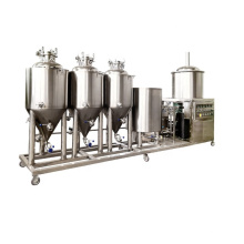 mini beer brewing equipment / beer machine for pub brewing