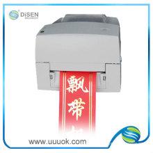 Machine d'impression numérique de satin ruban