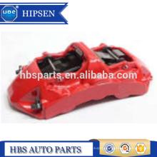 Auto Restoration 6 Pistons Front Wheel Brake Caliper
