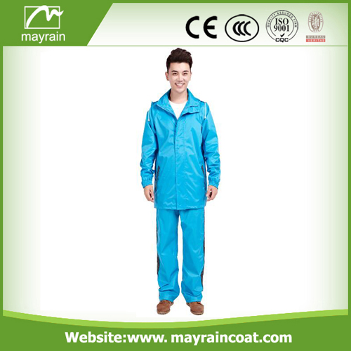 Waterproof Fabric Rainsuit