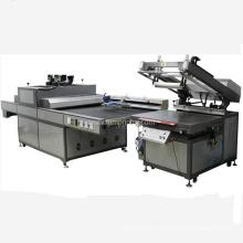 Экран печатная машина для стыковой UV машина с манипулятором