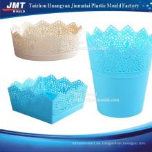 molde de plástico plástico hueco basketbasket