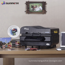Sunmeta 3D automatic sublimation all in one heat press machine ST-3042