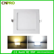 Großhandels-LED-quadratische Instrumententafel-Leuchte 15W für 85-265VAC vertiefte Montage