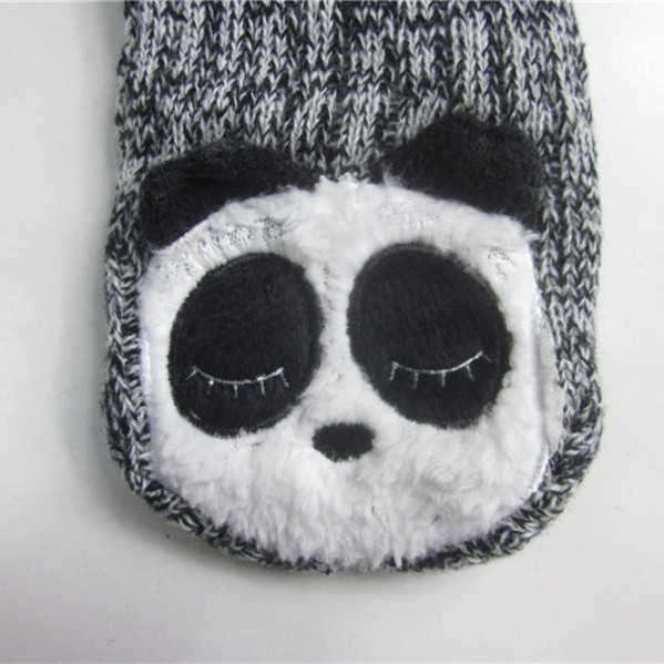 Calzini Cute Panda Slipper Adulti