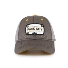 Souvenir 100% cotton structured baseball cap