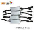 Decodificador LED DMX de iluminación RGB WS2811