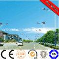 30W LED prix d'usine en aluminium durable réverbère solaire / appliqué dans 55 pays