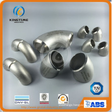 Butt Weld Stainless Steel 45D Elbow with Ce ASTM Wp316/316L Pipe Fitting (KT0121)