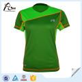 Sports Wear Womens Custom Fashion Tee Shirt