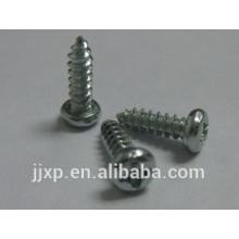 Vis à petite taille usinée CNC haute précision pour relais, vis de réglage