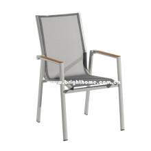 Textilene Outdoor Stuhl