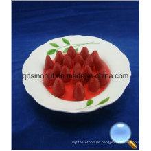 Dose Erdbeere in Sirup mit ausgesuchten Qualität