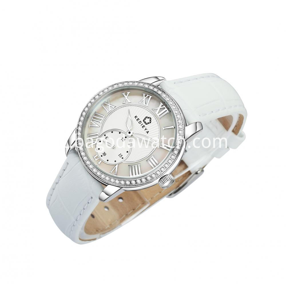 Time Quartz Watch For Women