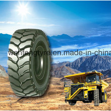 Pneu de chargeuse / bulldozer de construction OTR (26.5r25, 29.5r25)