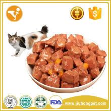 Venda quente de melhor qualidade em linha em massa de alimentos para gatos alimentados com gatos