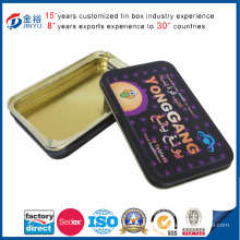 Health Care Pill Box with Inner Lid