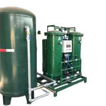 Nitrogen generator Industrial nitrogen generator based on the principle of pressure swing adsorption