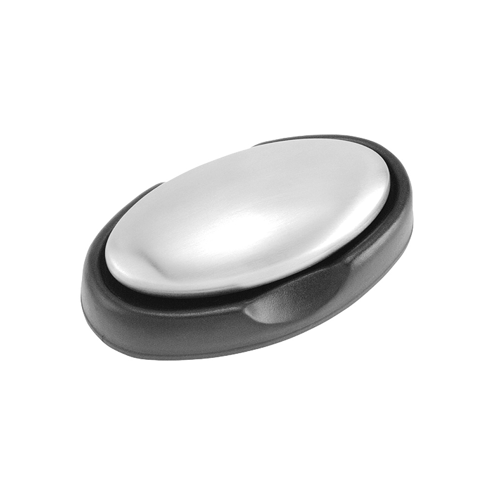 stainless steel soap travel case
