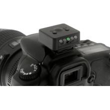 Electronic Hot Shoe Spirit Level for Camera With LED (EV-V977-1)