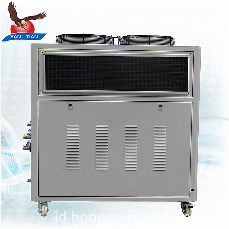 10hp air cooled chiller7