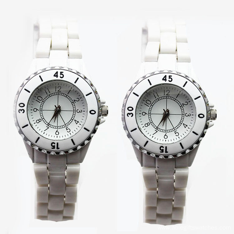 2015 fashion women's Ceramic Watch