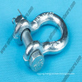 Fine Price U. S. Type Drop Forged G2130 Shackle