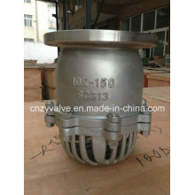 JIS Standard Scs13 10k Фут-клапан DN150