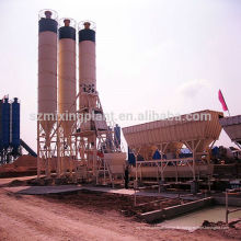 Fertige Betonmischanlage, Festbetonmischanlage