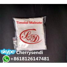 Timolol Maleate (TM) Pulver CAS 26921-17-5 für Augentropfen USP36