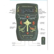 Эдисон устройства дистанционного управления татуировки питания