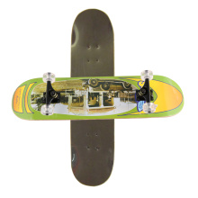 3108 Chinese Maple Complete Skateboard