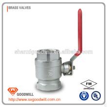 латунный запорный клапан запорный клапан/запорный кран для воды