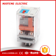 Relais 70.2 2Z 28 volts CC, relais électromagnétique, relais 220 V CA