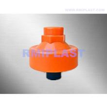 Sellos de diafragma termoplásticos para manómetro