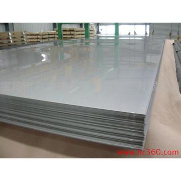Platinum Coated Titanium Plates