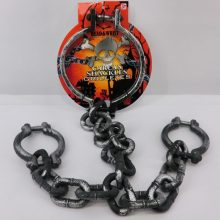 Cabeça e pulso Carcan Shackles Helloween Toy