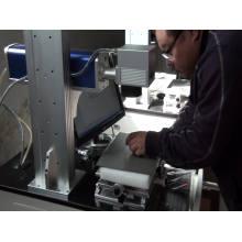 mais barato 20 W 30 W portátil de fibra a laser máquina de marcação