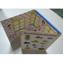 High Quality Rubber Fridge Magnetic Puzzle for Promotion Gift