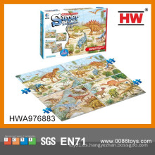 Venta caliente niños juguetes educativos Jigsaw Puzzle Games