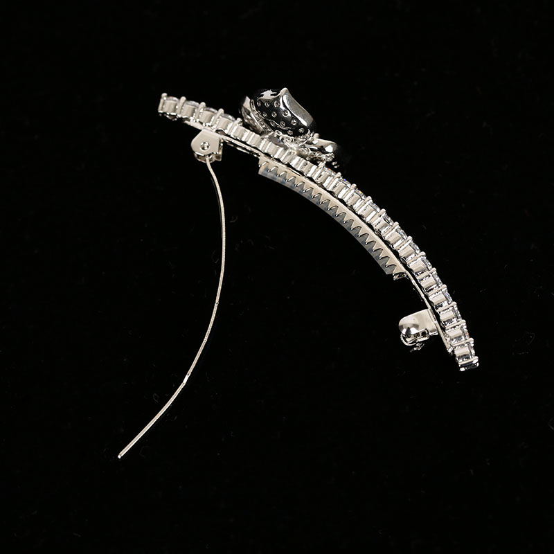 crystal hairpin