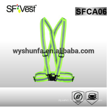 hi vis clothing personal protective clothing safety reflective belt with 3M reflective tape