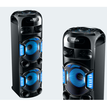 Party Speaker Heavy Bass con batería recargable