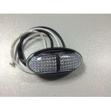 Lámpara de señalización lateral de LED Clearance para camiones y remolques