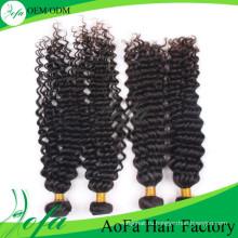 7А человеческих волос/уток человеческих волос девственницы/человеческие волосы парик